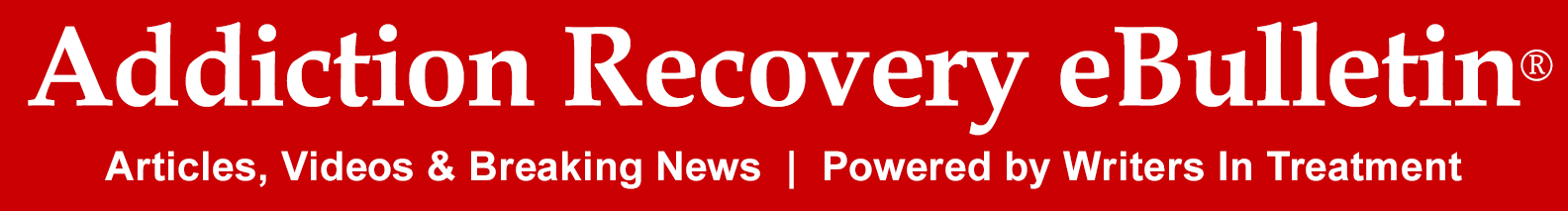 Addiction/Recovery eBulletin logo