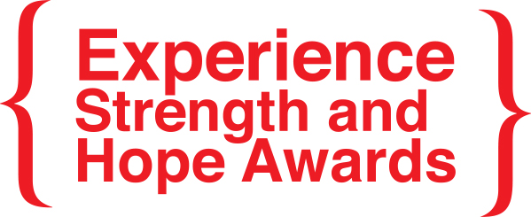 Experience strength and hope awards 2018