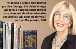 addiction recovery ebulletin Joan Borysenko quote