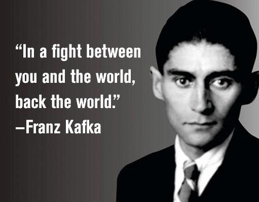 addiction recovery ebulletin franz kafka quote 3
