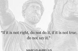 addiction recovery ebulletin quote aurelius