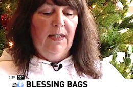 addiction recovery ebulletin blessing bags