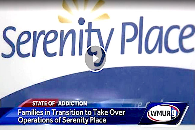 addiction recovery ebulletin serentiy place