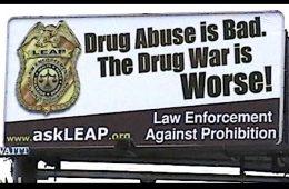 addiction recovery ebulletin drug war failed