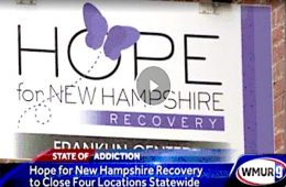 addiction recovery ebulletin center plans shutdown