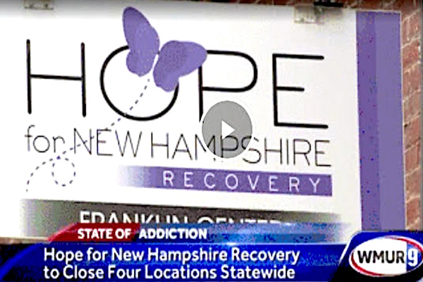 addiction recovery ebulletin center plans shutdown