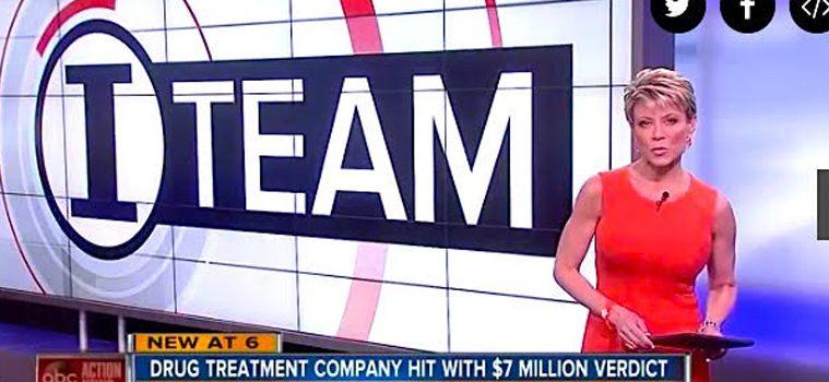 addiction recovery ebulletin million dollar verdict