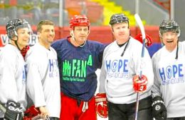 addiction recovery ebulletin hockey sobriety