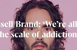 addiction recovery ebulletin russell brand program