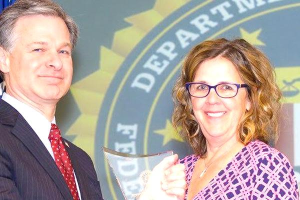 addiction recovery ebulletin fbi awards citizen
