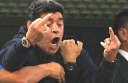 addiction recovery ebulletin diego maradona drug use