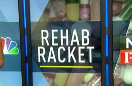 addiction recovery ebulletin rehab racket