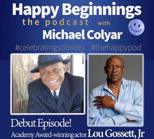 addiction recovery ebulletin happy beginnings lou gossett jr 2