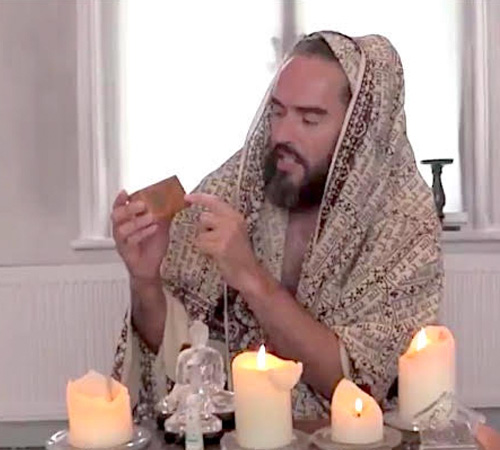 addiction recovery ebulletin russell brand altar series