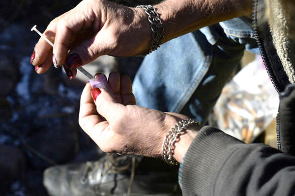 addiction recovery ebulletin surge in meth use