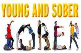 addiction recovery ebulletin being young and sober