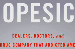 addiction recovery ebulletin dopesick book