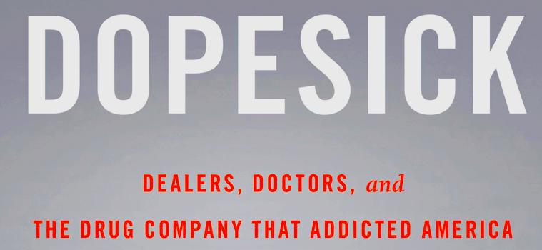 addiction recovery ebulletin dopesick book
