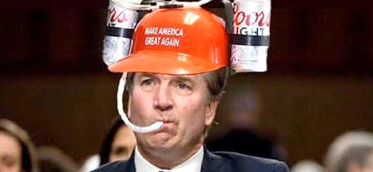 addiction recovery ebulletin kavanaugh likes beer 1