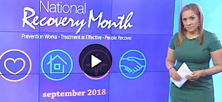 addiction recovery ebulletin national recovery month