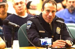 addiction recovery ebulletin burlington police chief reacts