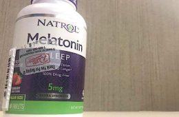 addiction recovery ebulletin health warning melatonin