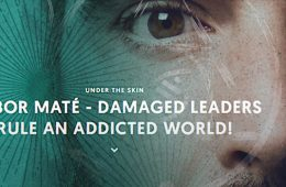 addiction recovery ebulletin gabor mate damaged leaders