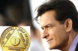addiction recovery ebulletin charlie sheen sobriety