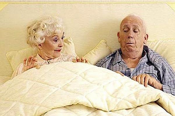 Old people sex