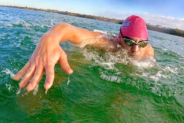 addiction recovery ebulletin swimming saves alcoholic