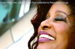 addiction recovery ebulletin chaka khan on sobriety