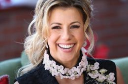 addiction recovery ebulletin jodie sweetin honored