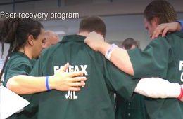 addiction recovery ebulletin peer recovery program
