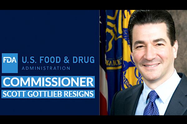 addiction recovery ebulletin new fda chief