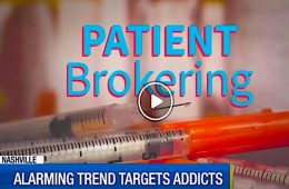 addiction recovery ebulletin patient brokering warning2