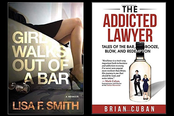 addiction recovery ebulletin lawyer books