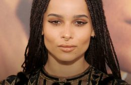 addiction recovery ebulletin Zoe Kravitz eating2