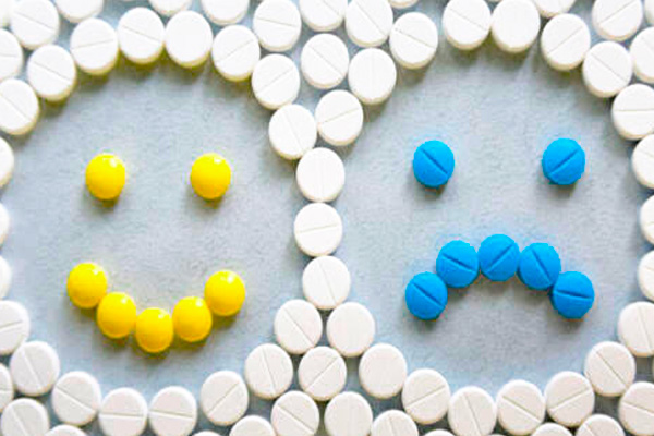 addiction recovery ebulletin Antidepressants Lessen Pain