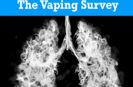 addiction recovery ebulletin vaping survey