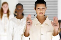 addiction recovery ebulletin models protest