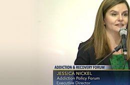 addiction recovery ebulletin lobbyist on panel