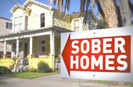 addiction recovery ebulletin sober home scams