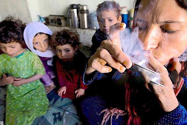 addiction recovery ebulletin Afghanistan addictions
