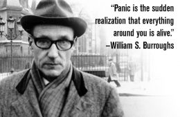 addiction recovery ebulletin quote panic