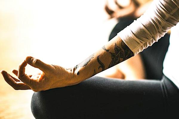 addiction recovery ebulletin try meditation