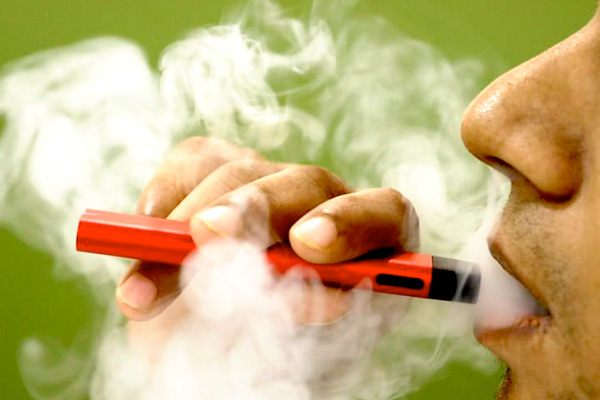 addiction recovery ebulletin vaping lung trasnplant
