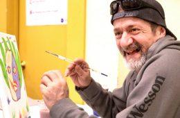 addiction recovery ebulletin war veteran artists