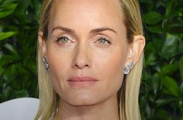 addiction recovery ebulletin Amber Valletta sober 2