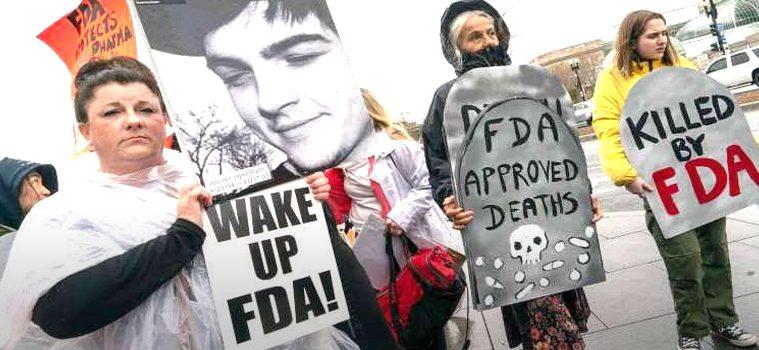 addiction recovery ebulletin FDA failures