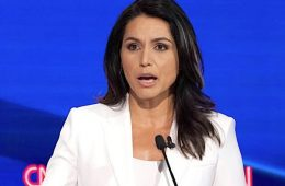 addiction recovery ebulletin Tulsi Gabbard endorses